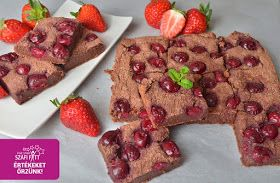 Mindenmentes, diétás brownie recept (gluténmentes, tejmentes, tojásmentes, cukormentes, zsírszegény, magmentes, vegán, paleo)