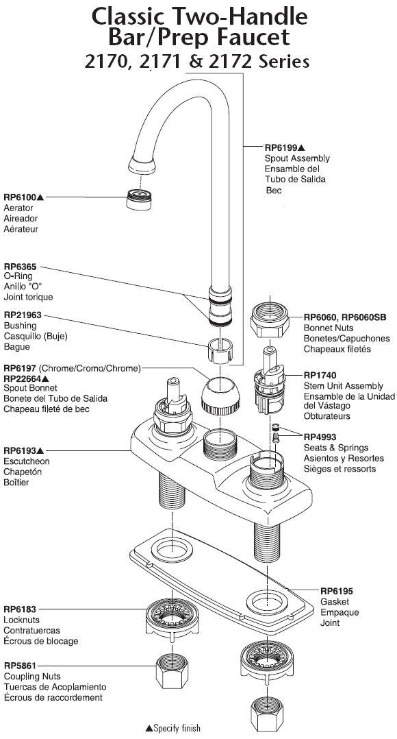 best 25  faucet parts ideas on pinterest