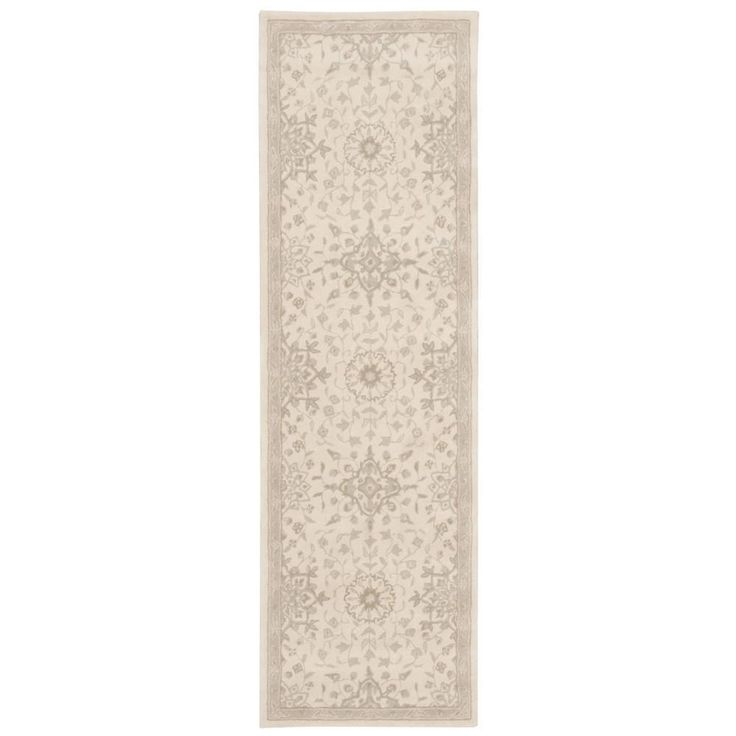 kathy ireland Royal Serenity St. James Bone Area Rug by Nourison