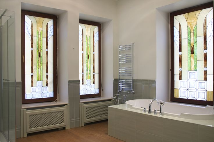 Ванная комната в резиденции Монолит. Больше фотографий из этого проекта на сайте ital.ru