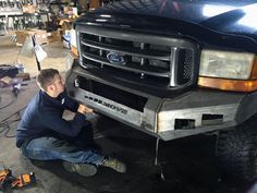 Use a Move Bumpers kit to build your own custom heavy-duty bumper