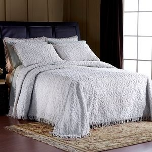 21 best home - bedroom chenille spreads images on pinterest