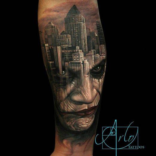 Credit: Arlo DiCristina Tattoos   Tattoo Artists - Inked Magazine