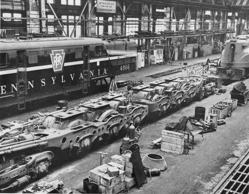 95 best images about pennsylvania railroad on pinterest for Electric motor repair baltimore