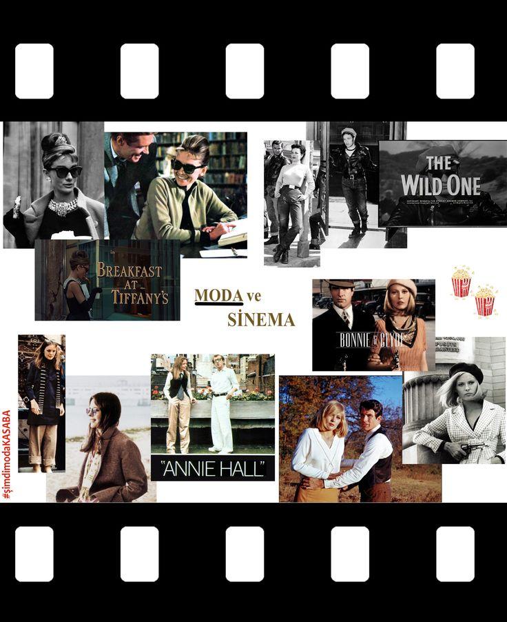 """KLASİK FİLMLER  HAYATIMIZI NASIL ETKİLEDİ❓ ..... - 1953 yapımı """"Kanlı Hücum"""" (The Wild One) filmi ile sadece erkekler için değil artık kadınlar içinde kot pantolon ve bot birlikteliği; - 1961 yapımı """"Tiffany'de Kahvaltı"""" (Breakfast at Tiffany's) filmi ile adeta Audrey Hepburn'le mitleşen küçük siyah elbise, trençkot ve Ray-Ban'ın 'wayfarer' modeli güneş gözlükleri; ....."""