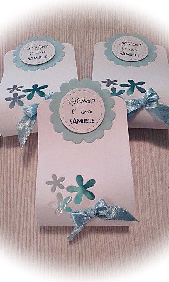 Bomboniere nascita o battesimo, by Parentesi Creative, 1,50 € su misshobby.com