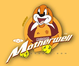 MisterGoal's blog: The mascots: NEW!!! Motherwell FC (Scotland ...