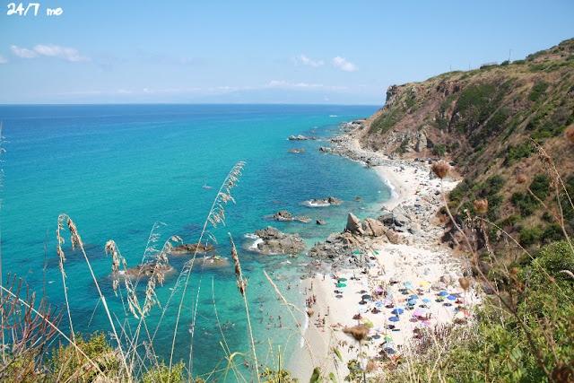 Calabria - Zambrone, Paradiso del sub