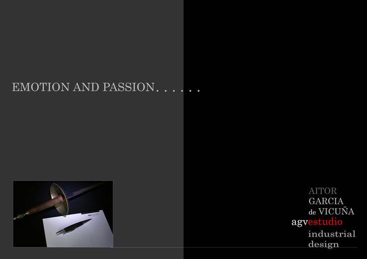 emoción y pasión