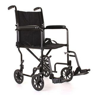 CareCo Freedom Travel Chair - Easy to fold and transport transit wheelchair. Get it only at CareCo for an amazing £56.99.
