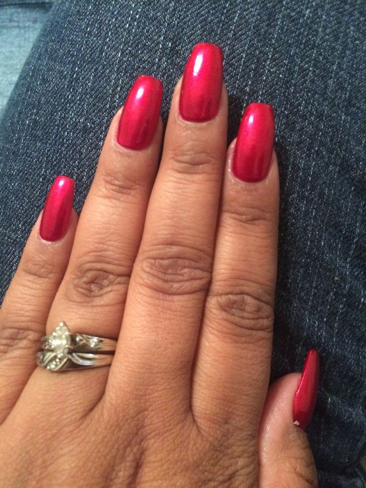 110 best Red coffin nails images on Pinterest | Casket ...