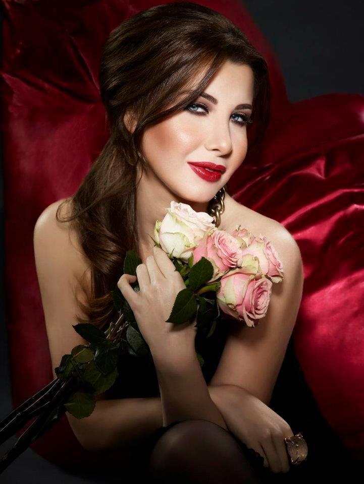 Cantora Arabe, Mulher do Libano - Nancy Ajram