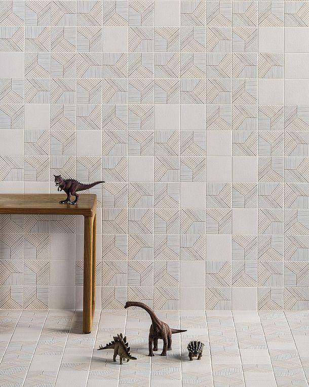 105 Tiles Mosaic