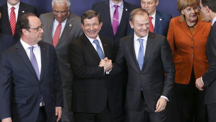 Απόστρατοι Αξιωματικοί Αεροπορίας : Σχέδιο συμφωνίας ΕΕ-Τουρκίας εις βάρος Ελλάδας-Κύπ...