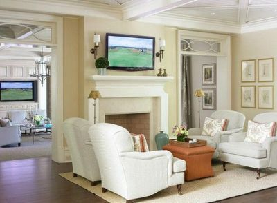 21 best chairs instead of a sofa images on pinterest - 4 chairs in living room instead of sofa ...
