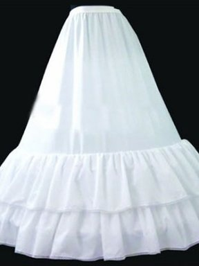 Steel Ring Petticoat   ::LaPoshBridal::   http://laposhbridal.com.au/bl-009-000088/