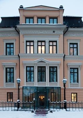 Villa Anna, Sweden