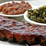 Memphis Barbecue Co. award winning ribs as seen on BBQ Pitmasters on Destination America.