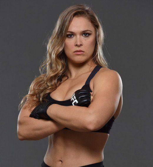 Ronda Rousey - Female MMA