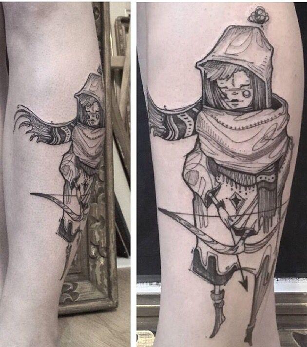 Tattoo, The New Stuff