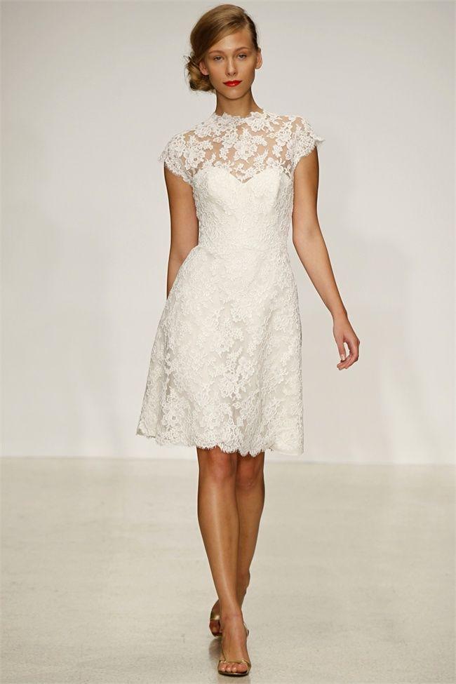 Tendenze 2013: gli abiti da sposa sono corti! - Style.it