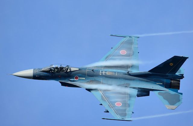 Japan Jet Fighter Intercepted More Foreign Aircraft