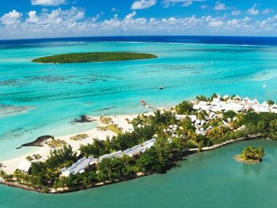 Le Preskil beach resort, Mauritius.  A great honeymoon destination