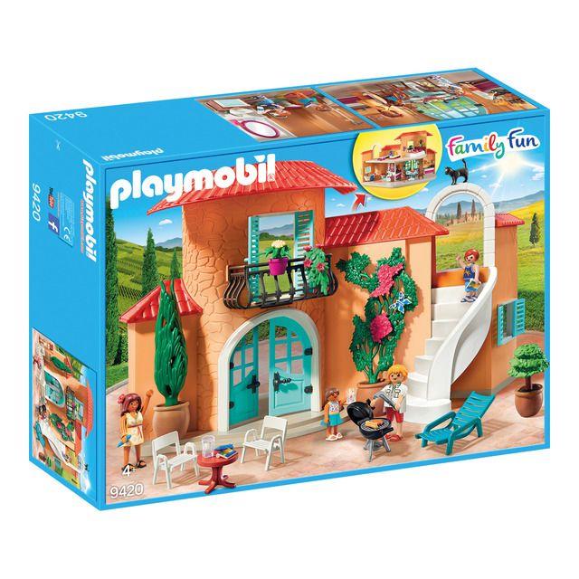 Playmobil Chalet Playmobil En 2020 Juguetes Playmobil Tienda