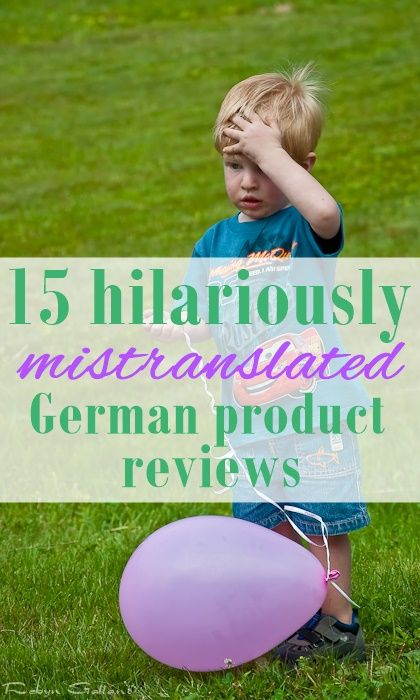 15 German to English translations that went hilariously wrong.