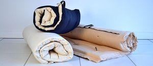 The Zipit Roll-Up Futon Mattress