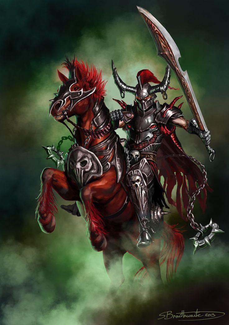 Four Horsemen War 324 best the four hors...