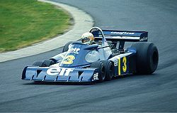 P34, Tyrrell  F1 car