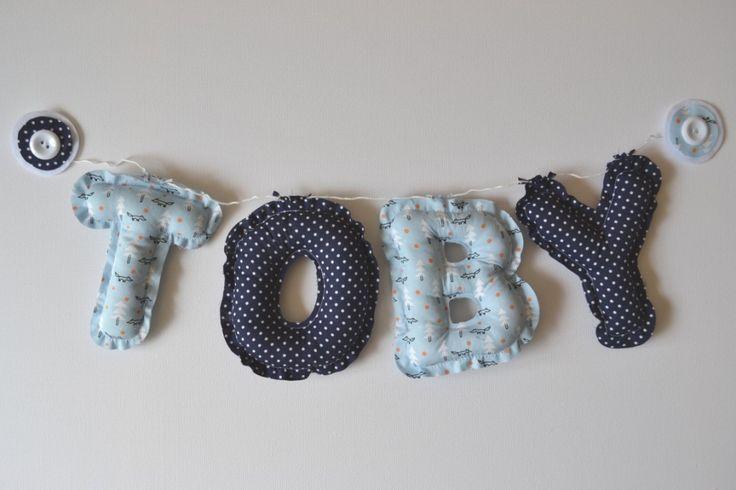 Fabric Name Bunting Foxy Blue