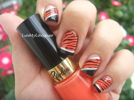 Tiger print-if I was a Bengals fan I would want this NOW!