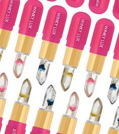 A few months ago, these clear lipsticks with a flower encased in the middle broke the Internet. Today, the coveted tubes are available stateside and are more accessible than ever. Winky Lux, an affordable cosmetics brand known for its fun range of colorful, paraben-free, non-toxic products, has just launched its version of the jelly bullet, called Flower Balm, on WinkyLux.com for $12 a pop. Stock up ASAP—they're bound to go fast.