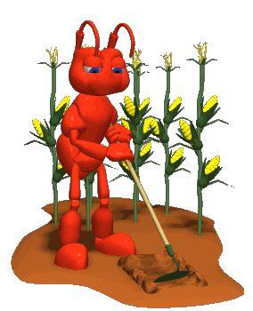 Картинки анимашки муравьи