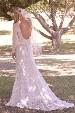 Robe de mariee creatrice - Harlow Market