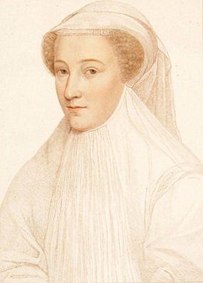 Мария Стюарт, Королева Шотландская, в трауре по Франциску II