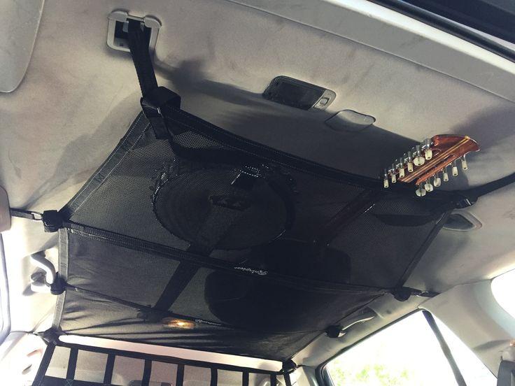 2015 newer Subaru Outback overhead full ceiling net