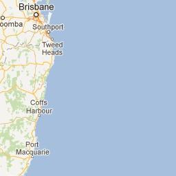 Australian Distances, Travel Times and Route Maps