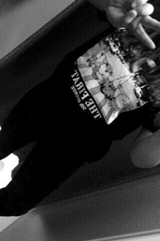 The Fırat ♥  #tshirt #black #piece #thefırat #shopping #fashionblack