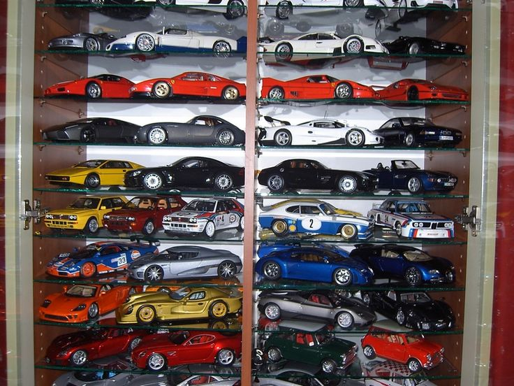 nascar car collection