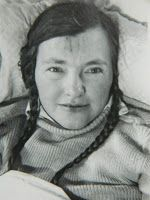 Anna Bohuslava Tomanová (1907 - 1957), Klášterec nad Orlicí (Czech republic). Paralyzed lay-mystic from the Czech Republic who was not only favored with Stigmata, but she also received the spiritual gifts of Healing and Prophecy. Her tiny cottage was visited by many pilgrims who sought her prayers and advice. Anna Tomanova's Cause for Canonization was opened in December 2013.