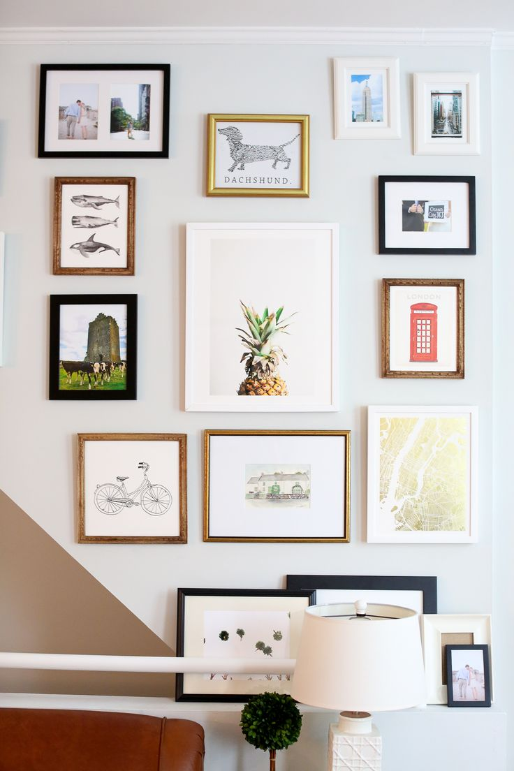 Minted.com Gallery Wall