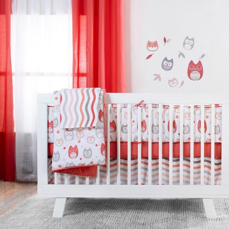 Collection Kori - Ensemble de literie pour bébé 4 pièces/LITERIE/BÉBÉ|Bouclair.com