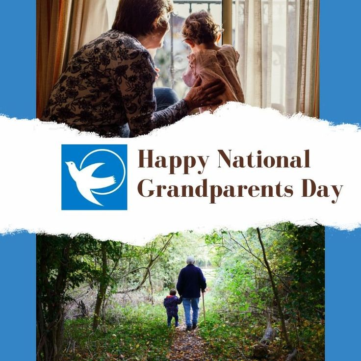 Happy National Grandparents Day! National grandparents