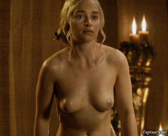 daenerys targaryen nude