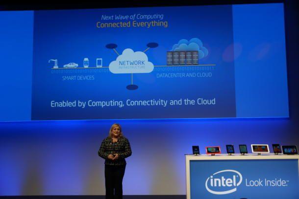 Intel launches new Atom processors, touts mobile wins