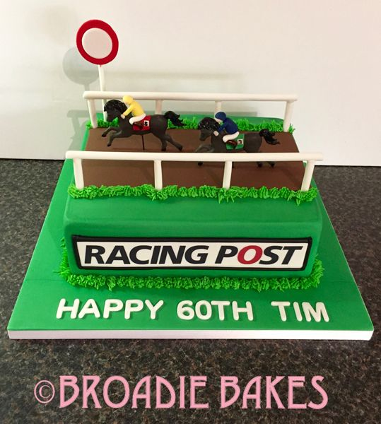 Cake Decorations Horse Racing : 1000+ images about Cakes on Pinterest Skittles cake ...