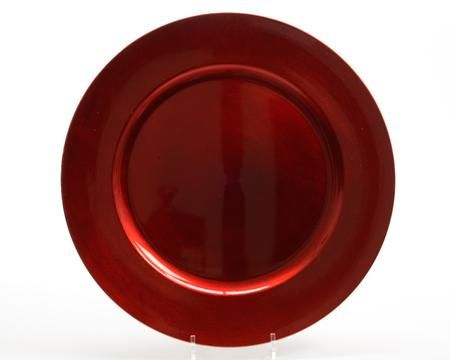 Red Decorative Plate 16.5 inches. Set the mood with this decorative plate for your holiday  sc 1 st  Pinterest & 40 best Unique Holiday Decor images on Pinterest | Decorative glass ...
